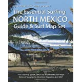 The Essential Surfing: North Mexico- Guide & Surf Map Set ~ Blue Planet Surf Maps