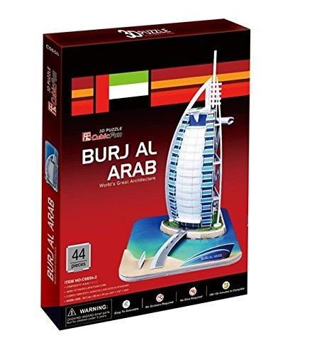 CubicFun C065H Burj Al Arab Puzzle