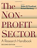 img - for The Nonprofit Sector: A Research Handbook, Second Edition book / textbook / text book