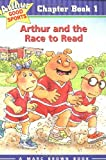 img - for Arthur and the Race to Read (Arthur Good Sports #1) book / textbook / text book