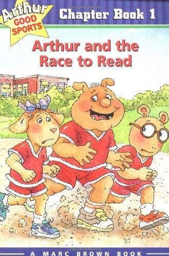 Arthur And The Race To Read (Arthur Good Sports #1)