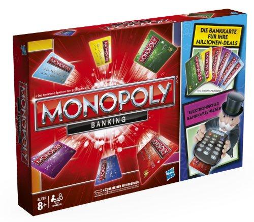 モノポリー銀行2012新版、モノポリー37712100
