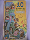 img - for 10 Little Chipmunks: a Counting Rhyme book / textbook / text book