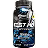 MuscleTech Test HD, 90ct, Testosterone Booster (Tamaño: 90 caps)