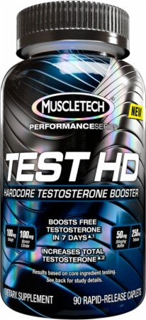 MuscleTech Muscletech Test Hd Test Booster