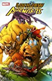Lockjaw And The Pet Avengers GN (Lockjaw & the Pet Avengers)