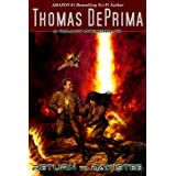 Return to Dakistee (A Galaxy Unknown Book 8) ~ Thomas DePrima