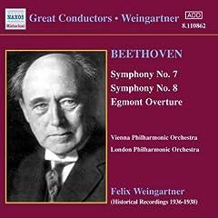 Beethoven: Symphony No.7 & 8