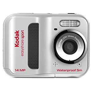 Kodak EasyShare Sport C135Waterproof Digital Camera