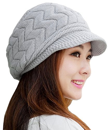 c45cc0c5112 Womens Lady s Winter Warm Knit Beanie Cap Hat