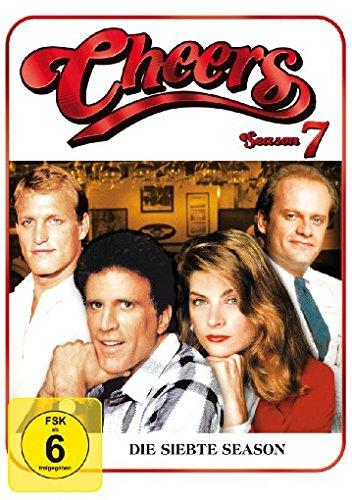 Cheers - Die siebte Season [3 DVDs]