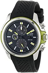 Citizen Men's CA0427-08E Eco-Drive AR 2.0 Chronograph Watch