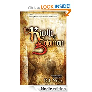 The Riddle of Solomon: Book 2 in the Sarah Weston Chronicles