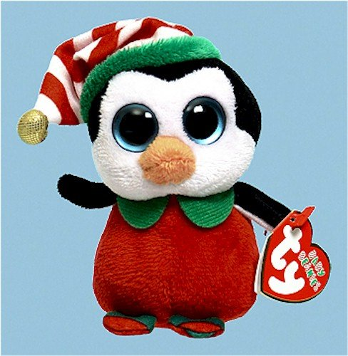 Ty Baby Beanies Happy - Penguin - 1