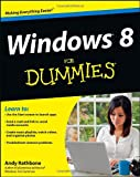 img - for Windows 8 For Dummies book / textbook / text book
