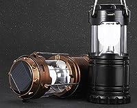LED Solar Emergency Light Lantern + USB Mobile Charger, 3 Power Source Solar, Battery, Lithium Battery, Travel Camping Lantern