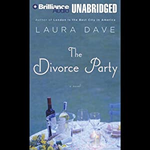 The Divorce Party Audiobook