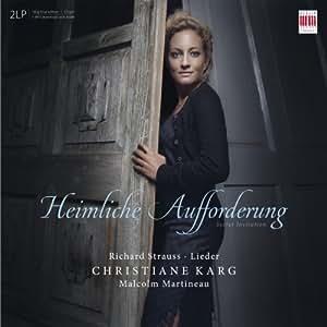 Strauss:Lieder/Heimliche Auffo