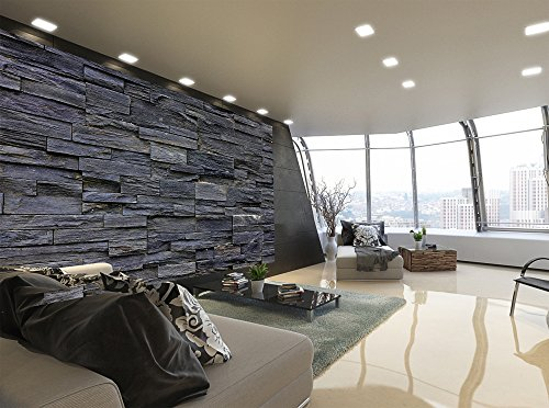 87 schwarze steinwand fernseher goresoerd wohnzimmer full size of. Black Bedroom Furniture Sets. Home Design Ideas