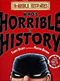 Terry Deary Who's Horrible in History (Book People)