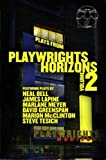 img - for Plays From Playwrights Horizons, Volume 2 book / textbook / text book