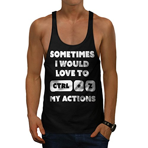 clear-mistakes-delete-actions-men-new-black-m-gym-tank-top-wellcoda