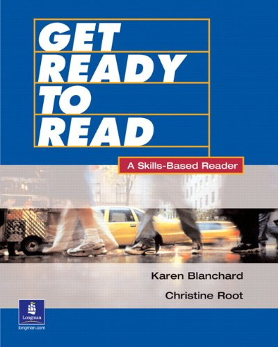 Get Ready to Read: A Skills-Based Reader