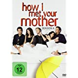 "How I Met Your Mother - Season 4 [3 DVDs]von ""Neil Patrick Harris"""