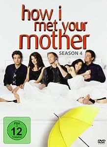 How I Met Your Mother - Season 4 [3 DVDs]