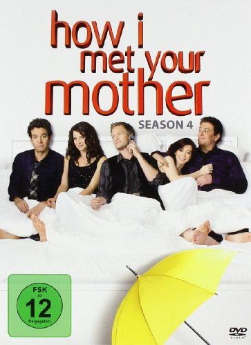 How I Met Your Mother - Season 4 [3 DVDs]
