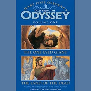 Tales from the Odyssey Audiobook