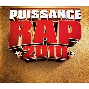 Various - Puissance Rap 2010