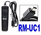 Digital Camera Shutter Release Remote Control (RM-UC1) for Olympus SP-570UZ, SP-590UZ & SP-800UZ