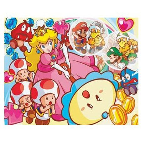 Cheap Hobbico Visual Echo 3D Effect Nintendo Princess Peach 100pc Lenticular (B000YBFW0I)