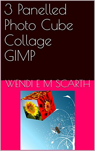 3 Panelled Photo Cube Collage GIMP (GIMP Made Easy by Wendi E M Scarth Book 8) (English Edition)