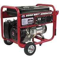 All Power APGG6000 6000 Watt Gasoline Portable Generator