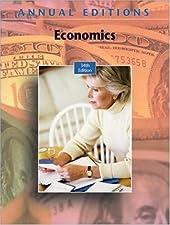 Annual s Economics 38 by Sudip Ghosh