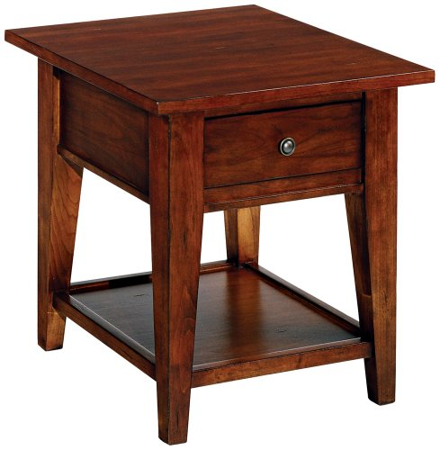 Image of American Mix One Drawer End Table (T2007221-00)