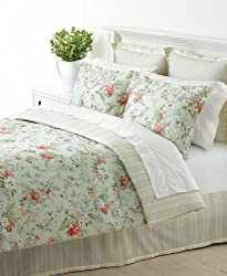 Martha Stewart Collection Lawn Party 6-Piece Comforter Set, Full