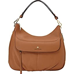 Vince Camuto Dean Hobo, Bourbon, One Size