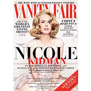 Vanity Fair: December 2013 Issue | [Vanity Fair]