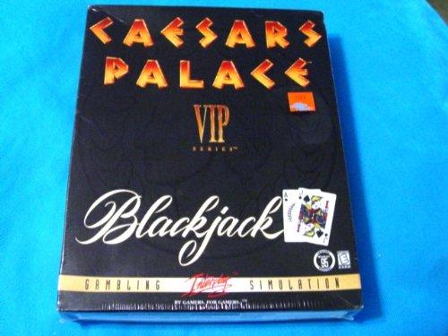 Caesar'S Vip Blackjack (Jewel Case) front-378978