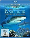 Abenteuer Karibik 3D - Tauchen mit den Haien (inkl. 2D Version) [3D Blu-ray]
