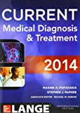 img - for Current Medical Diagnosis and Treatment 2014 book / textbook / text book