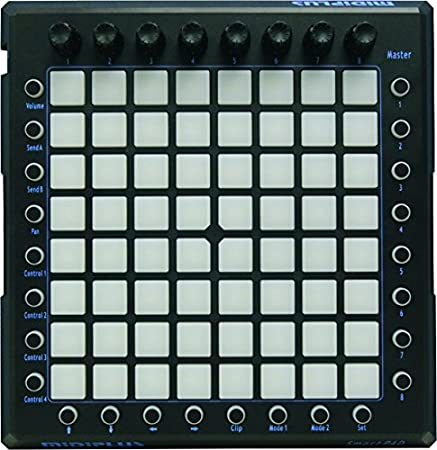 midiplus Smartpad USB MIDI Controller at amazon