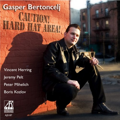 The Swingers Of Jazz: Gasper's Back In Town by Gasper Bertoncelj