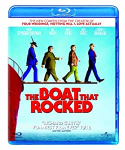 The Boat That Rocked [Blu-ray] [Region Free]
