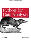 img - for Python for Data Analysis book / textbook / text book
