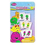 51lJ6eB4 DL. SL160  Barney Match It Memory Game