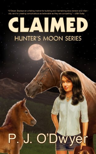 P.J. O'Dwyer - Claimed (Hunter's Moon Series: Book #1)